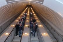 Смольный добавил времени и денег на Фрунзенский радиус метро