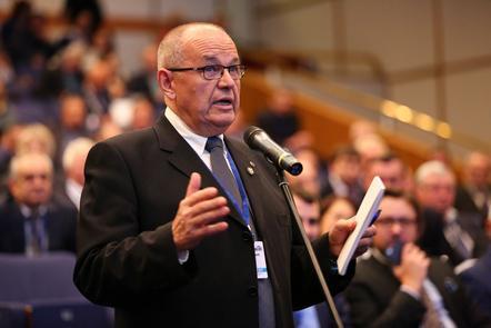 Валерий Мозолевский потребовал дополнительных полномочий для региональных СРО