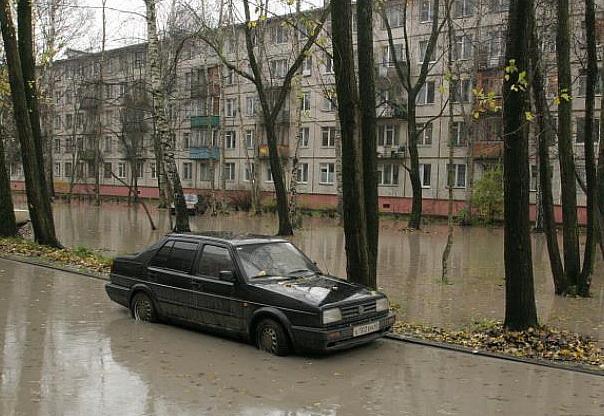 Издержки петербургской реновации