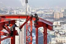 Саморегуляторам предлагают подключиться к контролю высотных строек