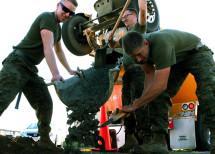 Инфекционные центры построят военные