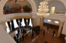 Московская городская дума готовится к новоселью