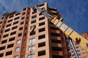 Строительство дома СУ-155 в Чехове полностью остановлено
