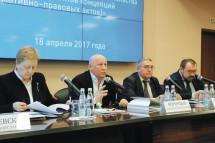 НОПРИЗ поднял тему подготовки технико-экономического обоснования строительства