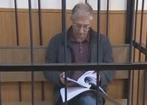 Георгия Слабикова оставили под арестом
