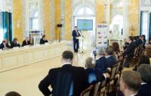 В Стрельне открылся саммит «Надежный застройщик 2017»