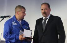 Глава Минстроя России вручил награды строителям