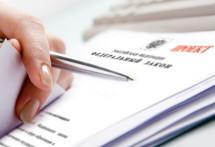 В Госдуму внесли один из законопроектов «регуляторной гильотины»