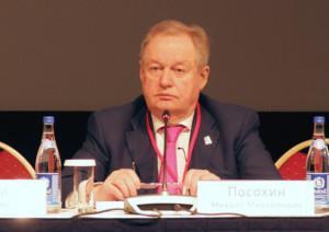 Михаил Посохин отчитался о работе НОПРИЗ