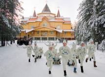 Деду Морозу построят новую резиденцию