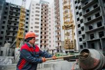 Росстат: В 2017-м жилья в России построили меньше