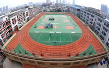 В Москве строят школу с футбольным полем на крыше