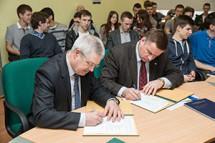 «Спецстрой России» и СПбПУ договорились о долгосрочном сотрудничестве