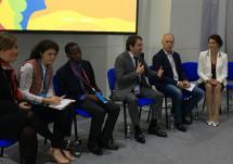 Андрей Чибис рассказал молодёжи о министерских проектах