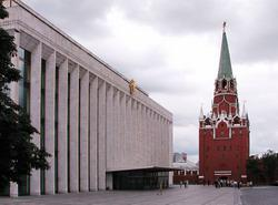 Строителей пригласили в Кремлевский дворец