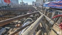 В Казани остановлено строительство метро