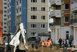 На стройке в Москве погиб рабочий