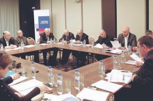 СРО Центрального федерального округа подвели итоги года и обсудили подготовку к Съезду НОПРИЗ