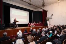 Минстрой поздравил с юбилеем Российскую академию архитектуры и строительных наук