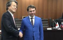 Российско-японская рабочая группа по развитию городской среды озвучила первые результаты совместных проектов