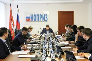 В НОПРИЗ заседал Комитет по новым технологиям и стройматериалам