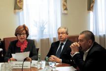 Михаил Посохин отчитался о работе в ЦФО