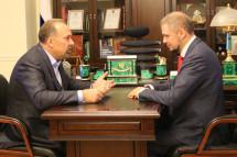 Президента ГК «Мортон» пригласили в Минстрой
