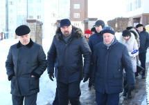 Михаил Мень побывал в Белгородской области