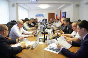 Совет НОПРИЗ избрал второго первого вице-президента