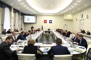 Минстрой отчитался перед Общественным советом