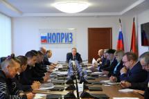 Президент НОПРИЗ оперативно провёл совещание