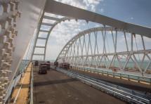 Крымский мост: строители сдали, заказчик принял