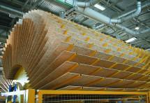 Под Костромой построят завод по производству древесных плит