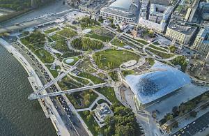 Мегаполис будущего. Новое пространство для жизни