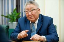 Михаил Мень встретился с главой Якутии