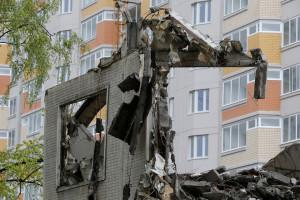 В Госдуму внесены поправки к законопроекту о сносе хрущевок