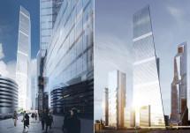 В Москве появится самый высокий жилой небоскрёб Европы