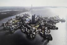 Суд принудил Смольный согласовать проект искусственных островов