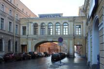 Петербургский Главпочтамт превратят о культурное пространство