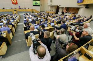 Госдума проголосовала за контрсанкции