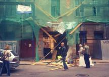 В Петербурге при капремонте погиб рабочий