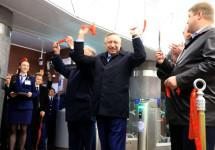 Петербуржцев пустили в метро