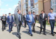 Михаил Мень оценил реализацию программы развития арендного жилья в Калужской области