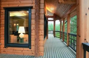 АФК «Система» заинтересовалась деревянным домостроением