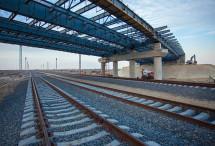 Стоимость ж/д подходов к Керченскому мосту проверили на достоверность