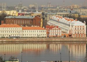 В Петербурге готовы подправить высотный регламент