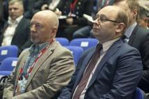 Представители НОСТРОЙ побывали на конференции в «Деловом Петербурге»