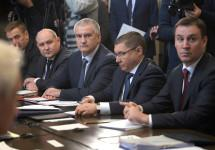 Президент обозначил задачи по Крыму