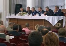 Александр Вахмистров сохранил президентский пост