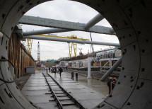 Часть омского метро зальют цементом
